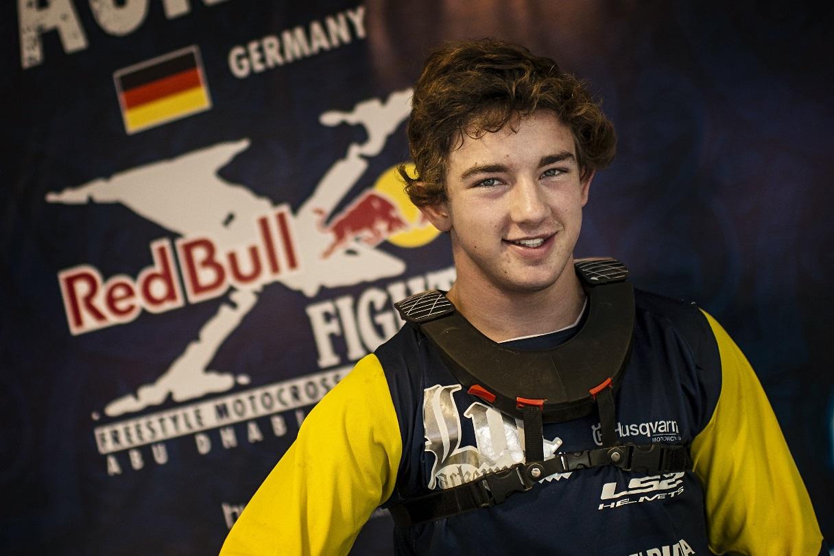 Der 10. Platz ist für Luc Ackermann nach seinem sensationellen 4. Platz in München dennoch ein Erfolg © Jörg Mitter